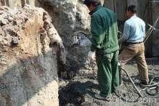 博亚牌厂家直销静态破桩设备博亚牌液压劈裂机 破除桩头专用