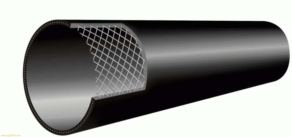 钢骨架复合管,钢骨架塑料复合管,钢塑复合管