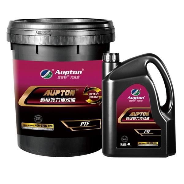 奥普顿润滑油 超级液力传动油 2L  4L  16L  200L PTF 8#