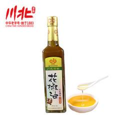 供应  四川特产 川北凉粉 精炼花椒油 传统工艺花 330ml  批发供销