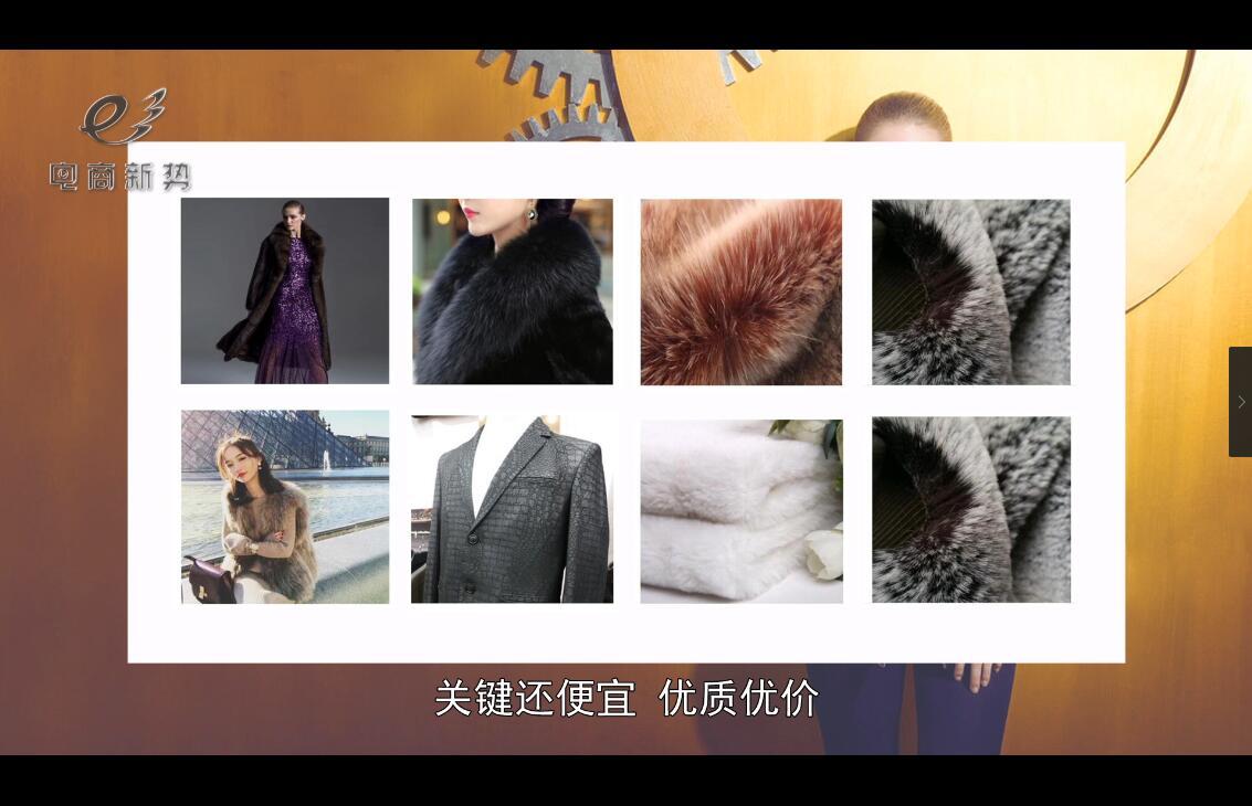 【电商微视】中国毛皮产业网