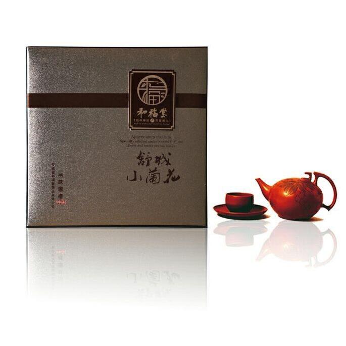舒城小兰花 金兰兰花礼盒茶 特级茶叶 新茶绿茶徽茶 300g盒