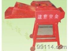 钢板铡草机 四刀切碎机 耐用的碎草机