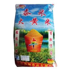 燕脉明珠 粒粒金黄香飘万家大黄米 五谷杂粮 糯小米 黍米