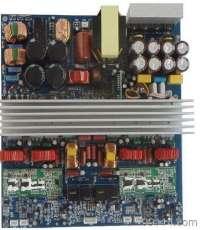 带开关电源1000W重低音数字功放板