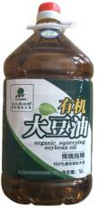 有机大豆油 传统压榨 5L