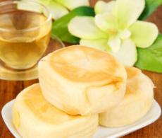 【微商零食】正品越南进口食品新华园榴莲饼 (400g*30袋/箱)批发