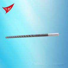 煜昊供应 双螺纹硅碳棒 16 碳化硅管 耐高温寿命长