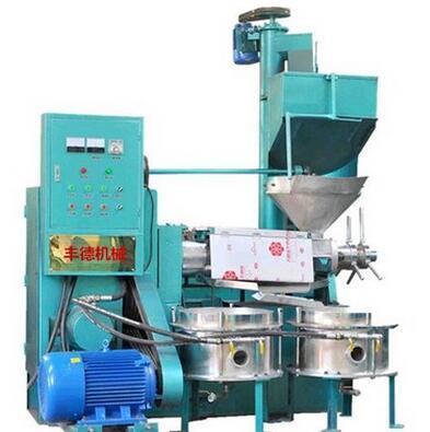供应 120型螺旋榨油机 商用大型菜籽油榨油机