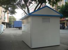 简易活动房搭建,移动岗亭生产,环保工具房