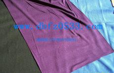 蚕蛹蛋白纤维:针织面料