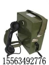 军用便携式手摇磁石电话机HCX-3型厂家直销