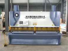 供应QC11K数控闸式剪板机 小型剪板机