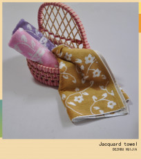 竹纤维厂家 生产批发竹纤维提花加厚毛巾 高品质 柔软舒适 吸水性好
