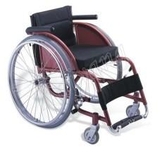 凯洋运动轮椅KY720L-36铝合金轮椅轻便折叠式便携轮椅