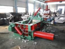 Y81系列液压废金属打包机、废钢下脚料压块机