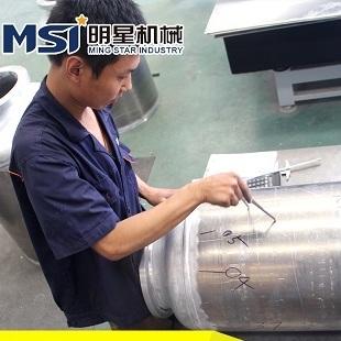 铝合金筒体焊接  筒体焊接十字架  专业焊接加工 周期短质量好