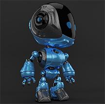 遥控刀削面机器人