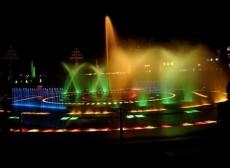 武汉喷泉水景工程