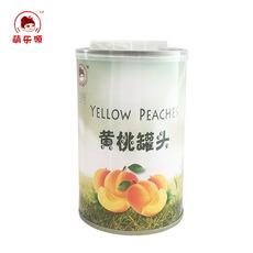 【萌乐源】砀山特产 黄桃罐头425g 新鲜水果 马口铁罐头