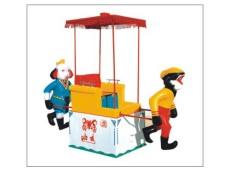 猴子抬轿/猴子拉车/电动动物车/儿童蹦极