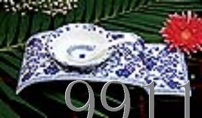 淄博瓷器青花瓷
