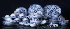 新年送礼陶瓷餐具 高档礼品餐具套装 居家礼品陶瓷餐具
