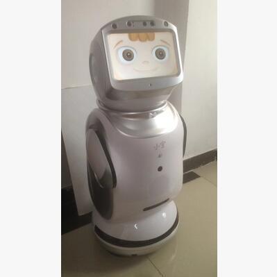 智能机器人进化者安防监控远程医疗视频语音可迎宾小胖蛋