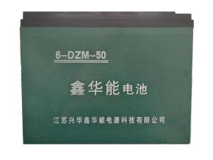 鑫华能48V50A三轮车蓄电池