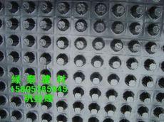 丹东车库高强度排水板*地下室塑料夹层板《排水板》