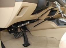 星福祉牌即装即用型残疾人驾车装置,安装拆卸方便