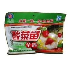 供应批发川菜酱料调料 四川长风300g