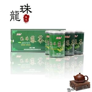 藤茶批发 来凤富硒藤茶 凤鸣特级龙珠藤茶 条装200G
