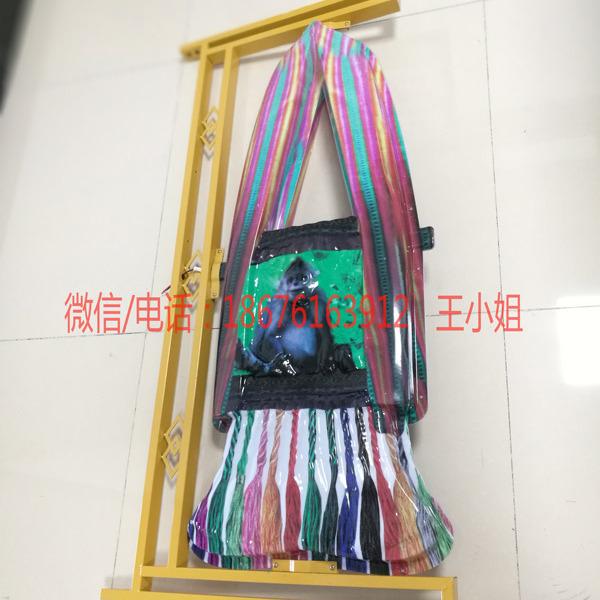 灯杆安装亮化造型灯工程-猴子背包造型灯-中山LED造型灯