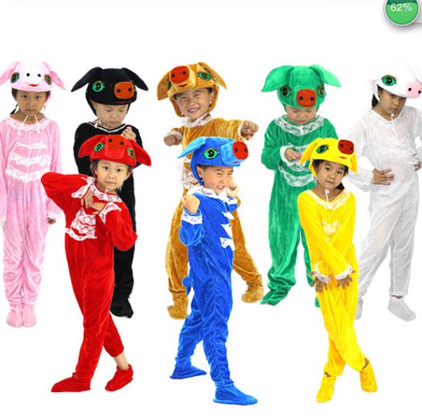 供应 卡通动物舞蹈表演服