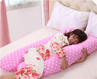 供应妇抱枕 孕妇枕头 U型侧睡枕 哺乳护腰多功能枕