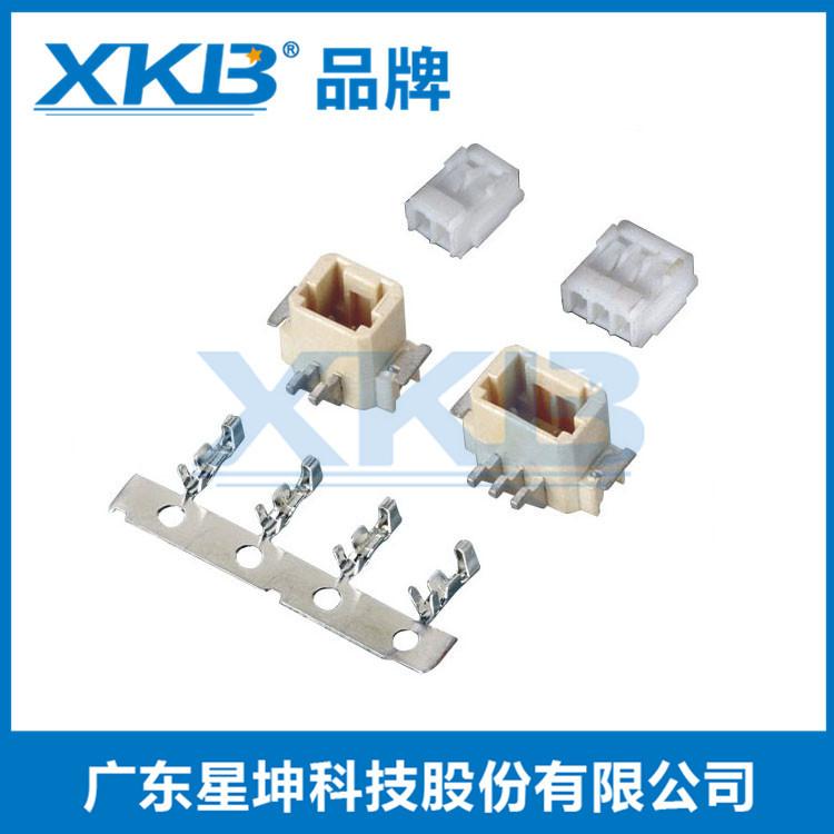 条形连接器多针座 直角弯角 直插弯插 PCB