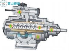 【轧机】热连轧机组液压伺服系统油泵HSNH440-42W1