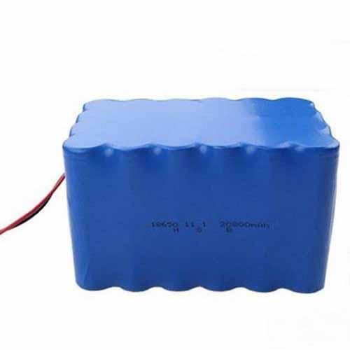 供应12V50A光伏路灯锂电池组
