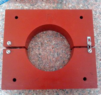 供应 生产供应LHD零序电流互感器 矩形零序检测电流互感器