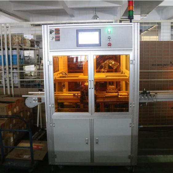 奔龙自动化直销塑壳断路器自动开距超程同步性检测设备