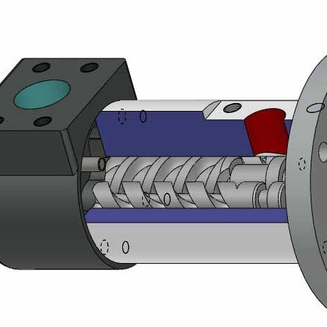 出售GR55SMT16B300L贵溪发电厂配套燃油泵整机