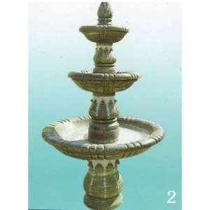 雕刻喷泉03