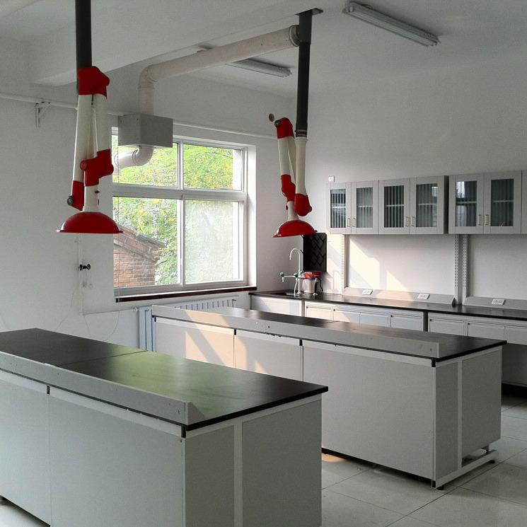 304不锈钢原子抽气罩 排风罩 桌面排气罩 PP原子吸收罩 360度旋转 防腐蚀 实验室抽气罩