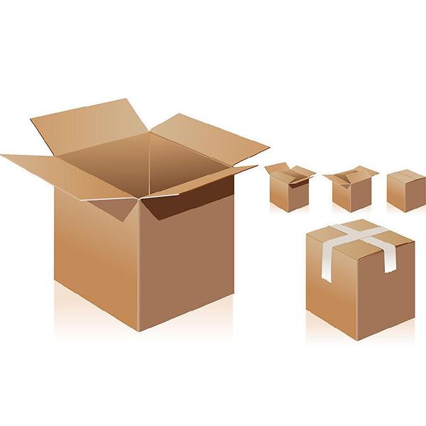 快递纸箱创意设计