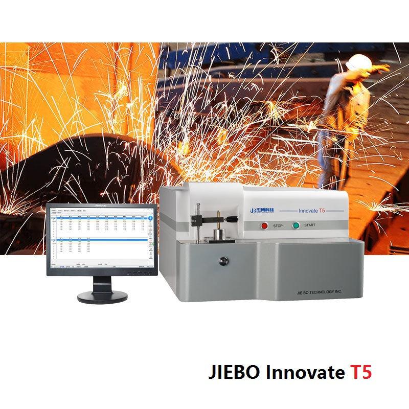 山东潍坊Innovate T5S型全谱直读光谱仪 CCD直读光谱仪国际品质 国内价格