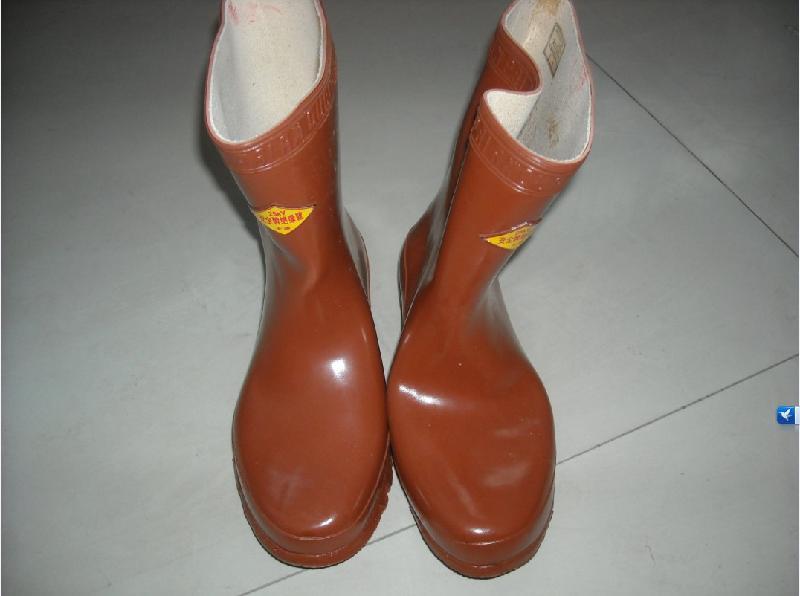 现货供应 绝缘靴绝缘鞋 量大从优 耐酸耐碱 绝缘靴 畅销全国