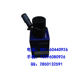 沃尔沃EC140液压泵电磁阀