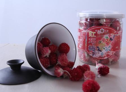 优质红巧梅 美容养颜 健胃消食【批发花茶 量大从优】