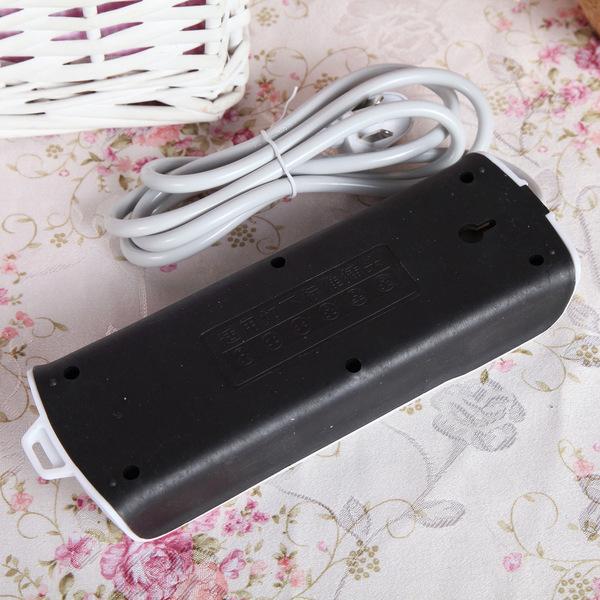206新国标带线插座插排 电脑电饭锅专用接线板排插 十